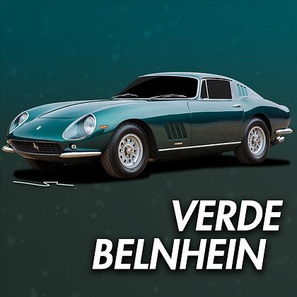 Ferrari Verde Belnhein