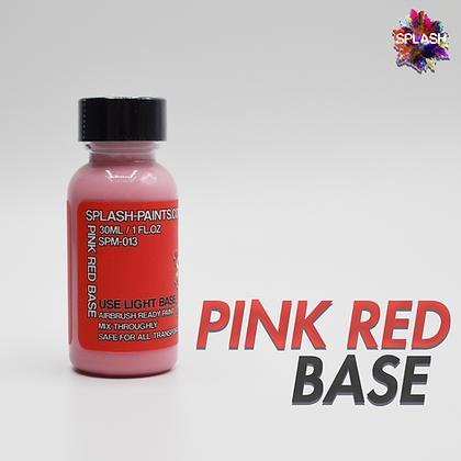 Pink Red Base