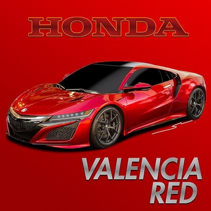 Honda Valencia Red