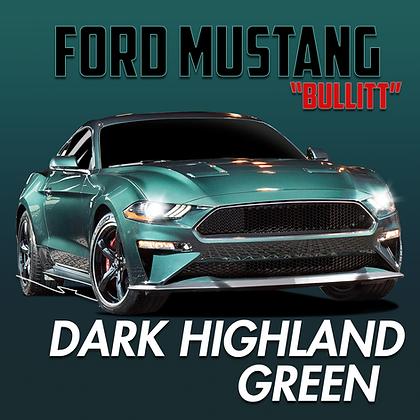 Ford Dark Highland Green