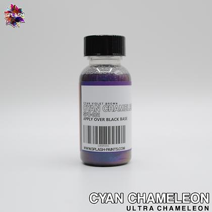 Cyan Chameleon