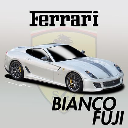 Ferrari Bianco Fuji