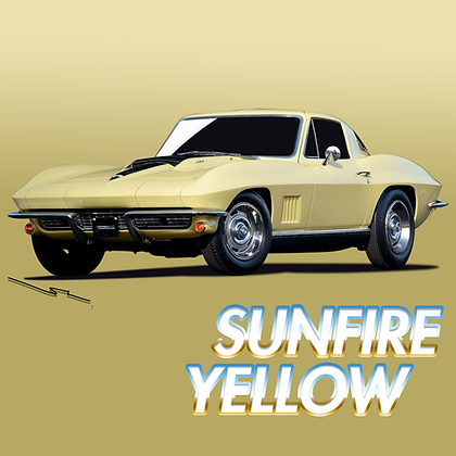 Chevrolet Sunfire Yellow