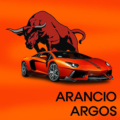 Lamborghini Arancio Argos