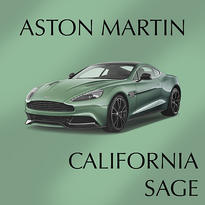 Aston Martin California Sage
