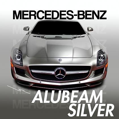 Mercede-Benz Alubeam Silver