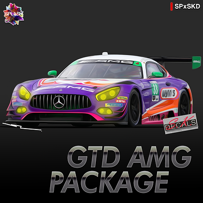 GTD AMG PACKAGE