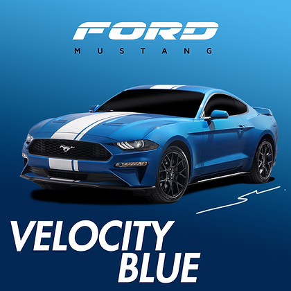 Ford Velocity Blue