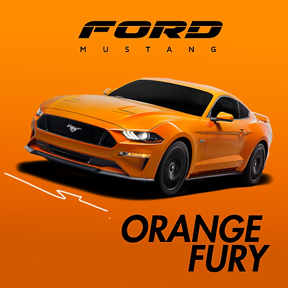 Ford Orange Fury