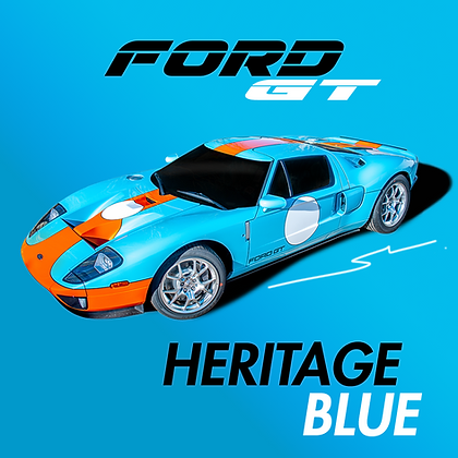Ford Heritage Blue