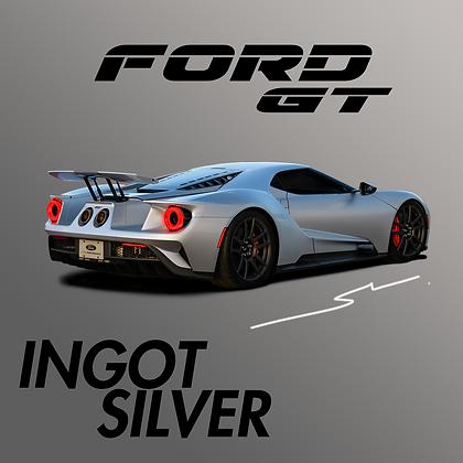 Ford Ingot Silver