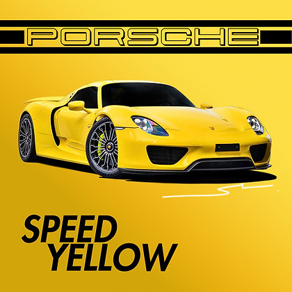 Porsche Speed Yellow