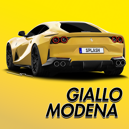Ferrari Giallo Modena