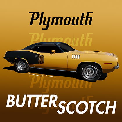 Plymouth Butterscotch