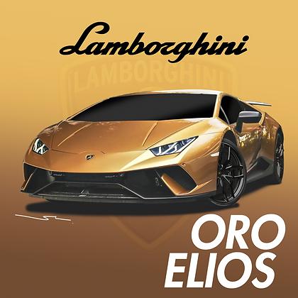 Lamborghini Oro Elios