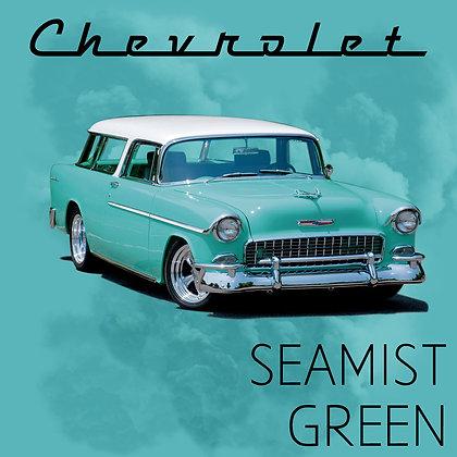 Chevrolet Seamist Green