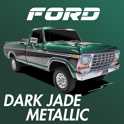 Ford Dark Jade Met