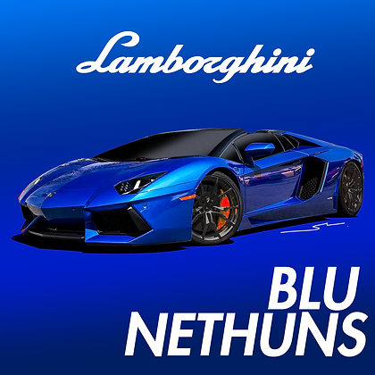 Lamborghini Blu Nethuns