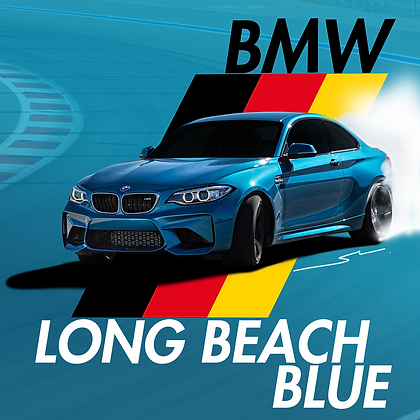 BMW Long Beach Blue