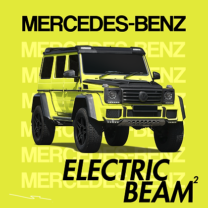 Mercedes-Benz Electric Beam