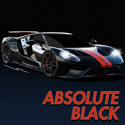 Ford Absolute Black