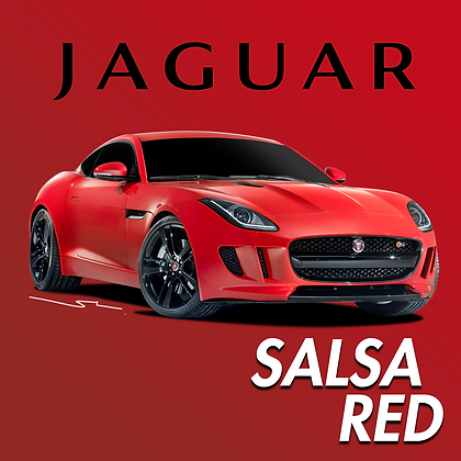 Jaguar Salsa Red