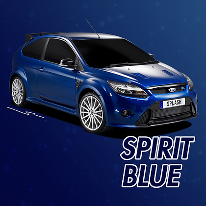 Ford Spirit Blue Pearl