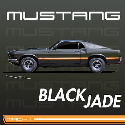 Ford Black Jade