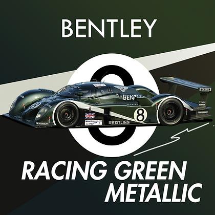 Bentley Racing Green Met