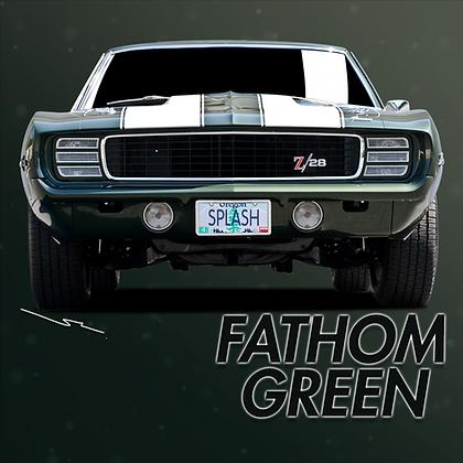 Chevrolet Fathom Green