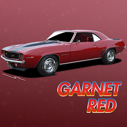 Chevrolet Garnet Red