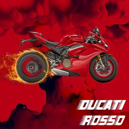 Ducati Rosso