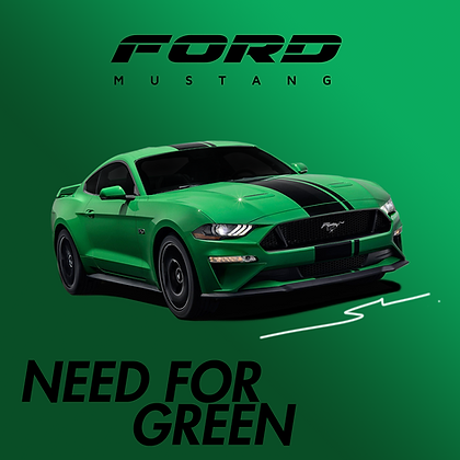 Ford Need For Green