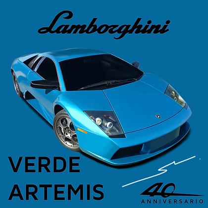 Lamborghini Verde Artemis