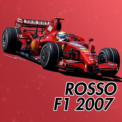 Rosso Formula 1 2007