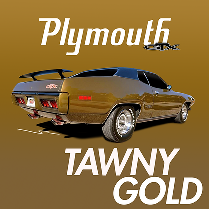 Plymouth Tawny Gold