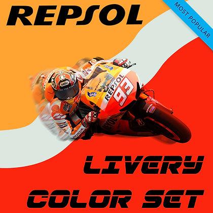 Honda Repsol Livery Set