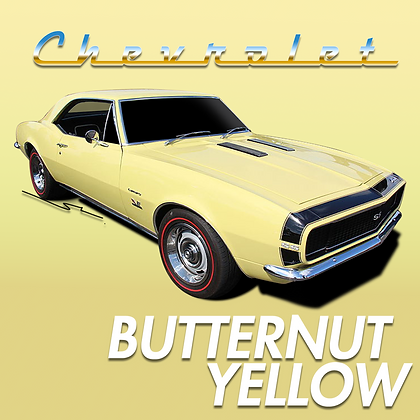 Chevrolet Butternut Yellow