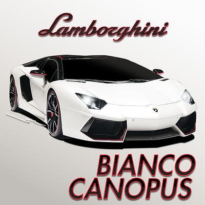 Lamborghini Bianco Canopus