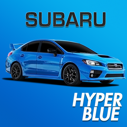 Subaru Hyper Blue