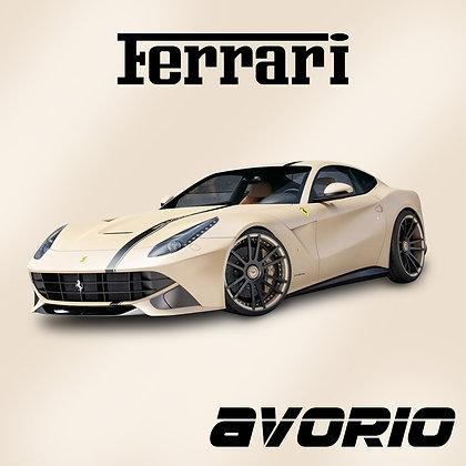 Ferrari Avorio