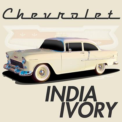 Chevrolet India Ivory