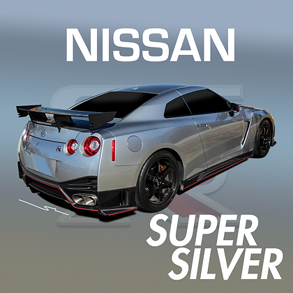 Nissan Super Silver
