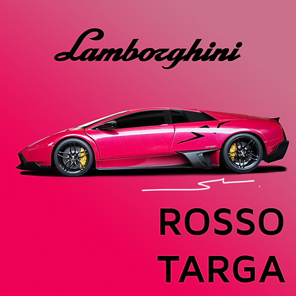 Lamborghini Rosso Targa
