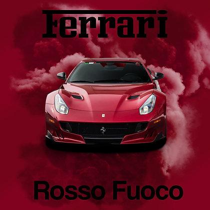 Ferrari Rosso Fuoco