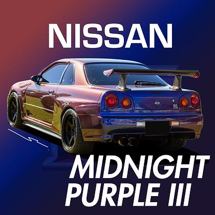 Nissan Midnight Purple III
