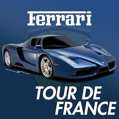 Ferrari Tour De France