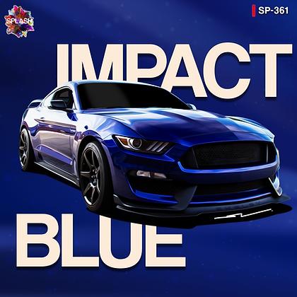Deep Impact Blue