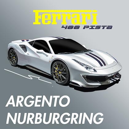 Ferrari Argento Nurburgring