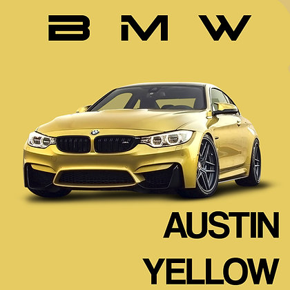 BMW Austin Yellow
